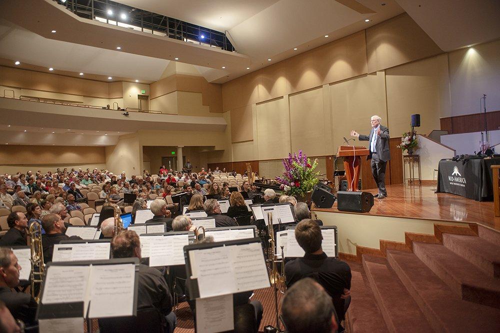 Ken Ham Speaking at Mid-America Baptist Seminary