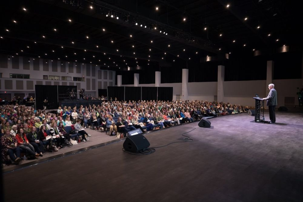 Ken Ham Speaks at the Answers for Women Conference