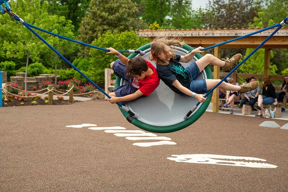 Playground at the Creation Museum