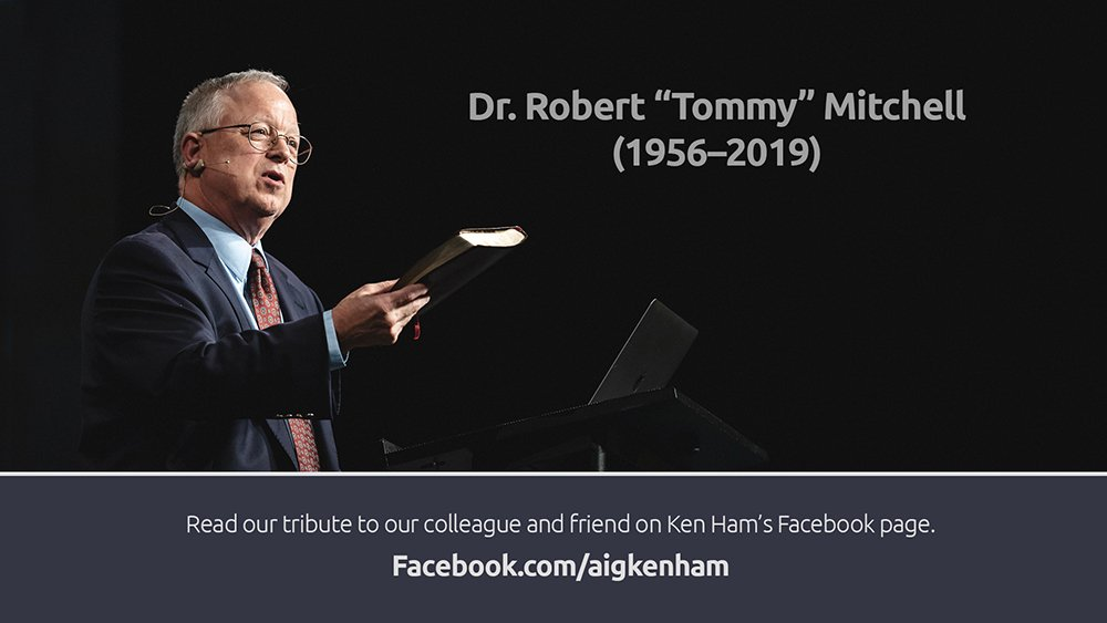 Dr. Tommy Mitchell