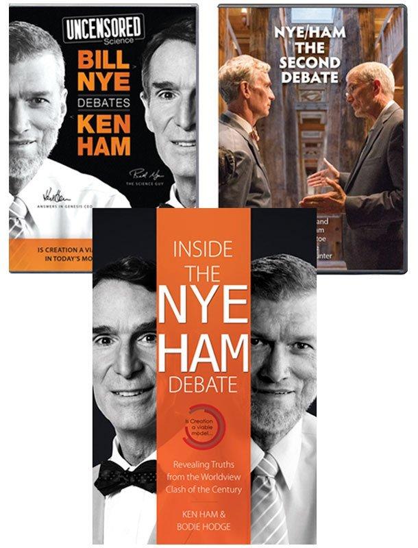 Nye/Ham Two Debate Pack