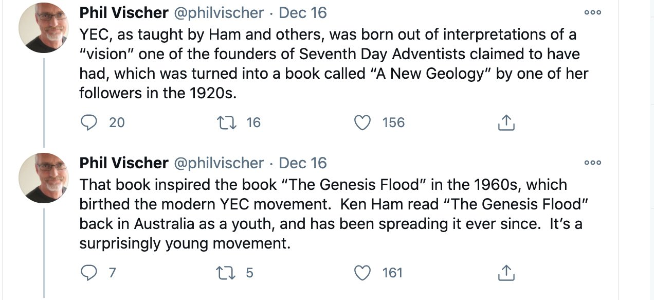 Tweet from Phil Vischer