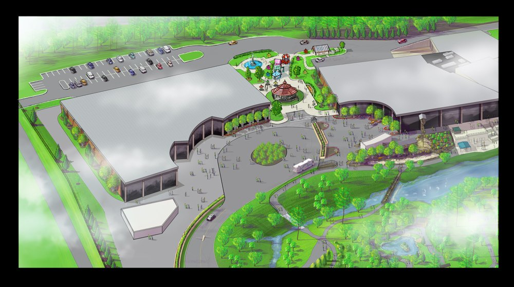 Creation Museum Expansion