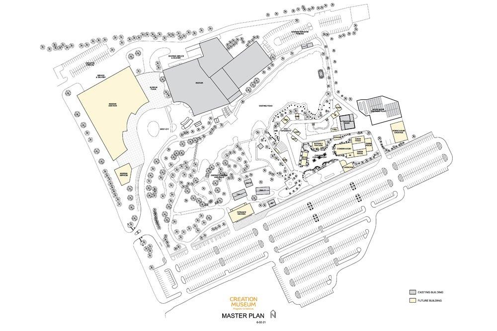 Creation Museum Future Plans