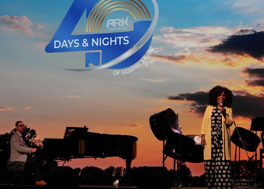 40 Days 40 Nights
