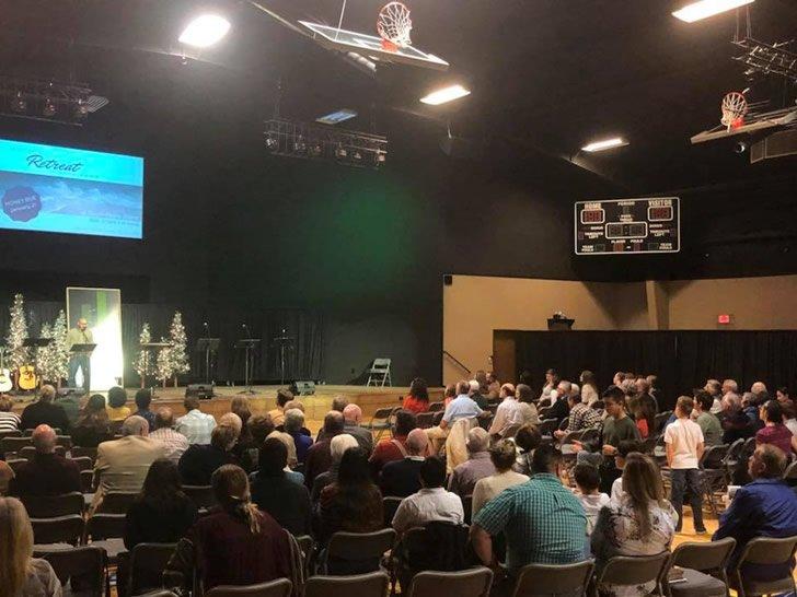 Conferencia en Rio Grande Texas, enero del 2018