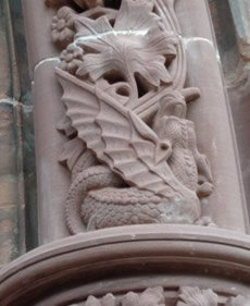 Dragons on Archway