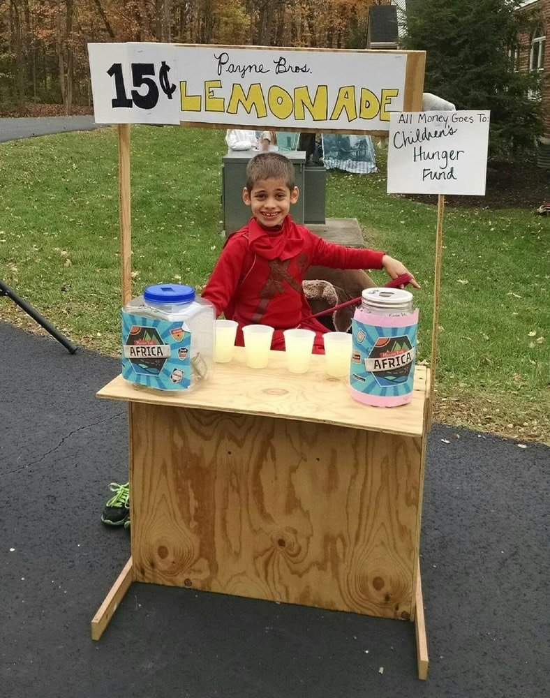 Payne Bros. Lemonade Stand