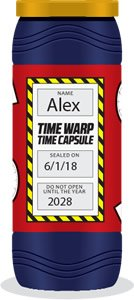 Time Lab Time Capsule