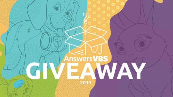 2019 VBS Giveaway
