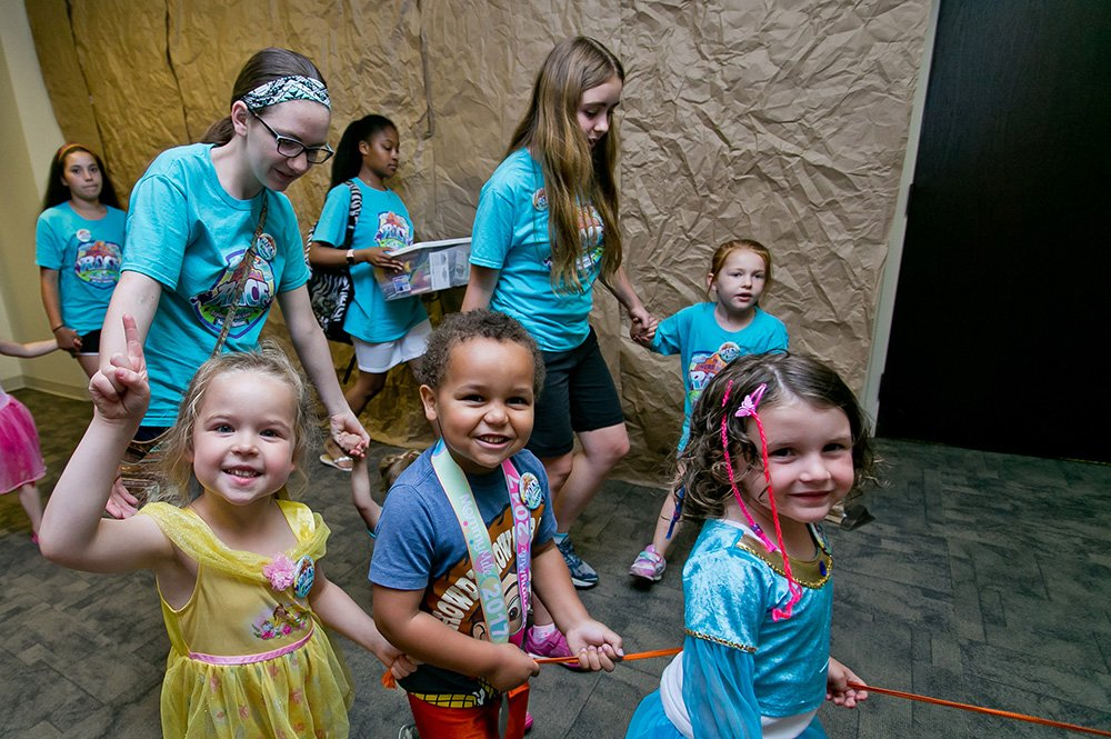 Answers VBS Games