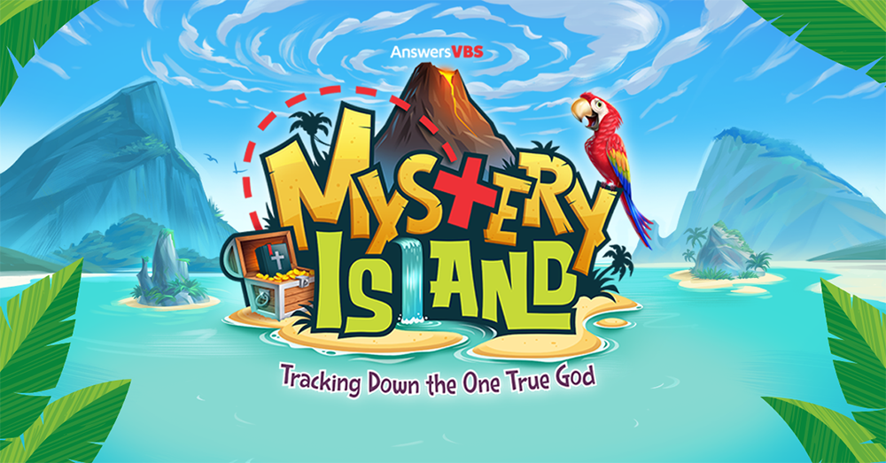 2020 Answers Vacation Bible School: Mystery Island
