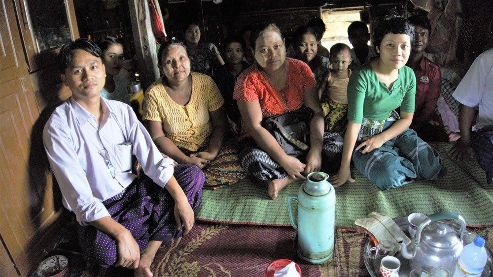 Myanmar Group
