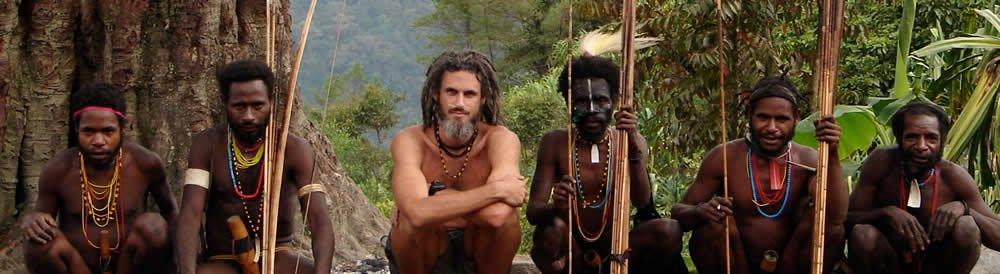 Tribal Men
