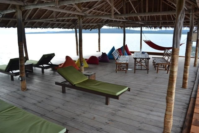 Relaxation Station at Raja Ampat