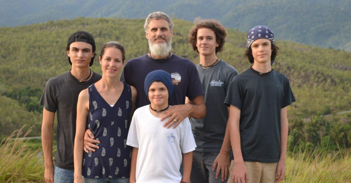 The Wild Family