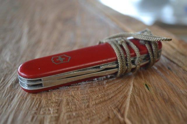 Hudson's Knife