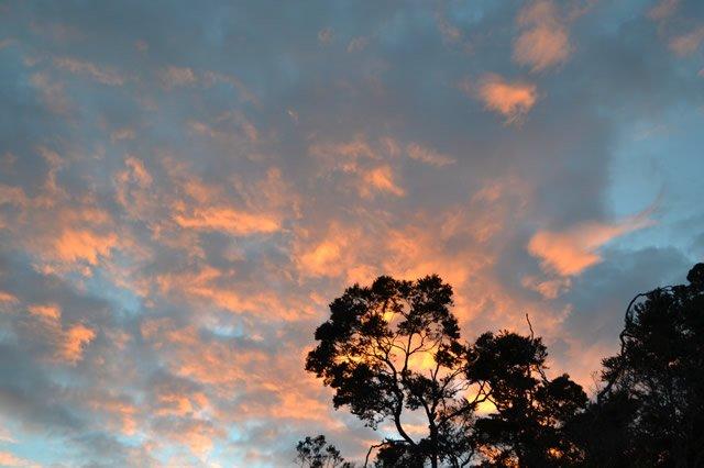 Sun on Clouds