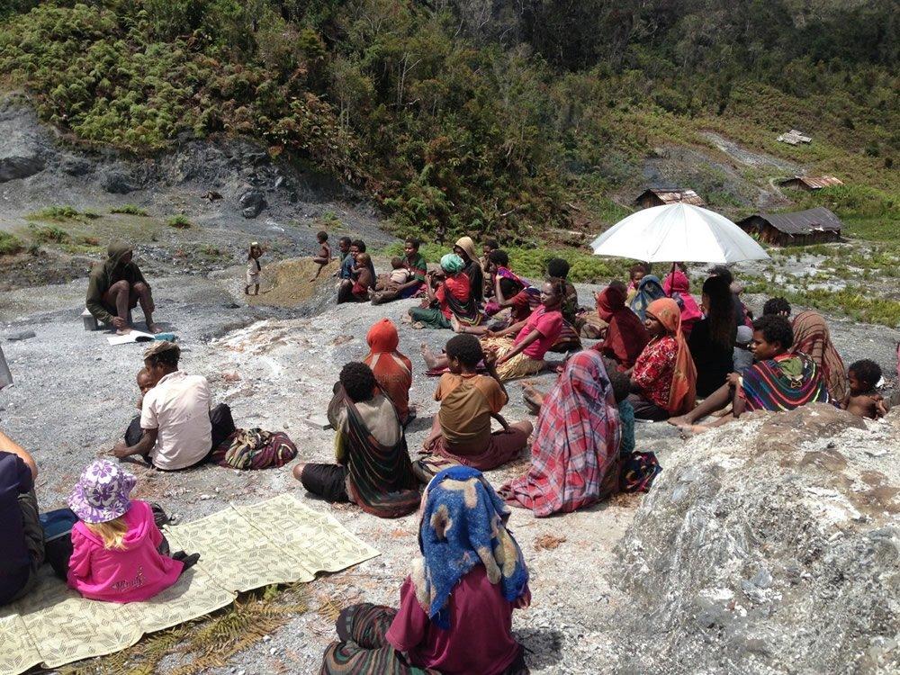 Women Hearing Lecture