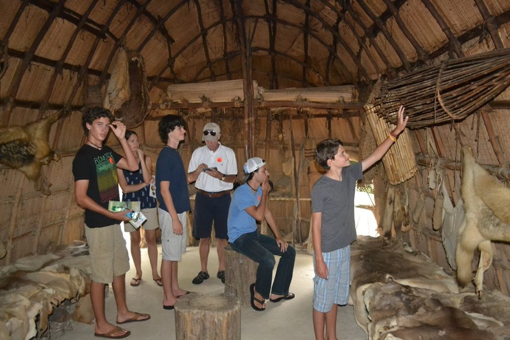 Jamestown Tribal Home