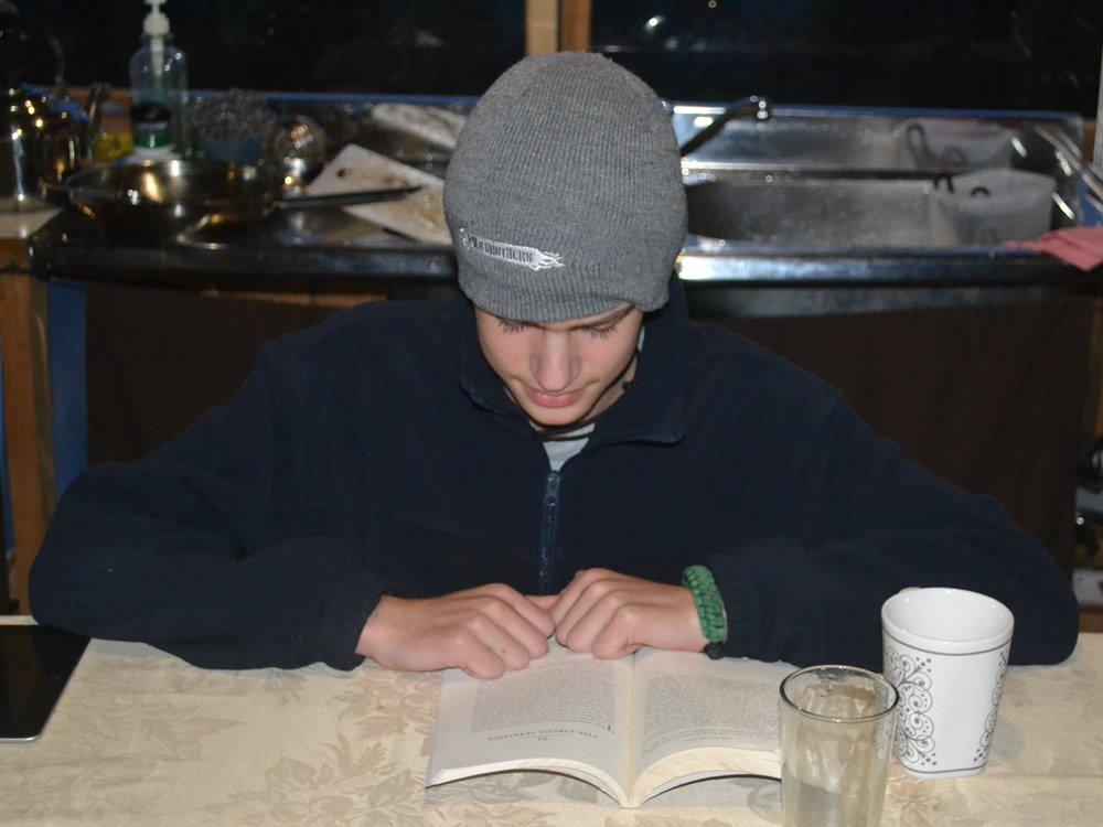 Kian Reading