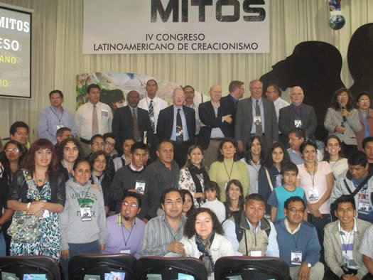 Fourth Latin American Creation Congress
