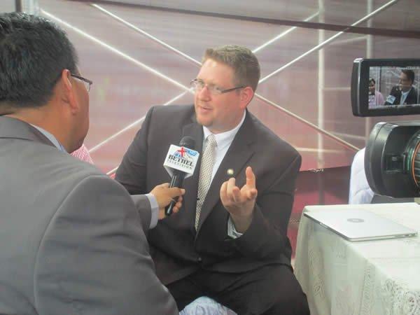 Joe Owen interview