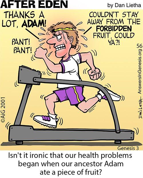 After Eden 56: Exercise Curse
