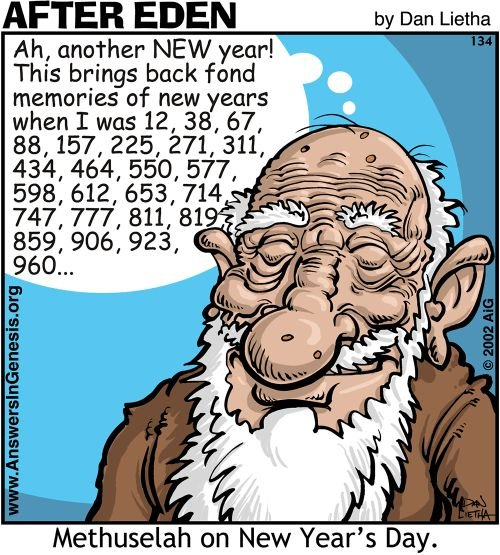 After Eden 134: An Old New Year