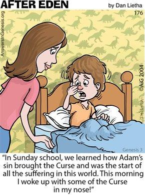 After Eden 176: Sin Sniffles