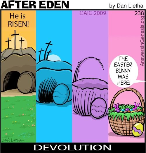 After Eden 238: Devolution