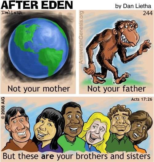 After Eden 244: True Family