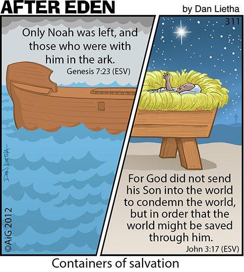 After Eden 311: Vessels of Grace