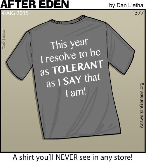After Eden 377: Resolution Shirt