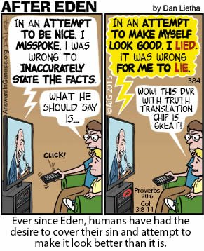 After Eden 384: Inaccurately Stating Sin