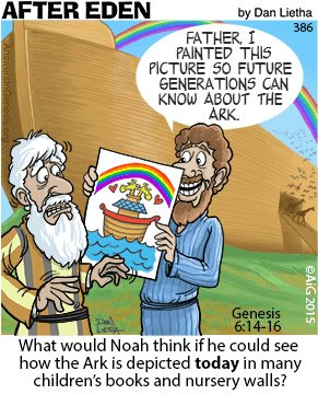 After Eden 386: What Would Noah Think?