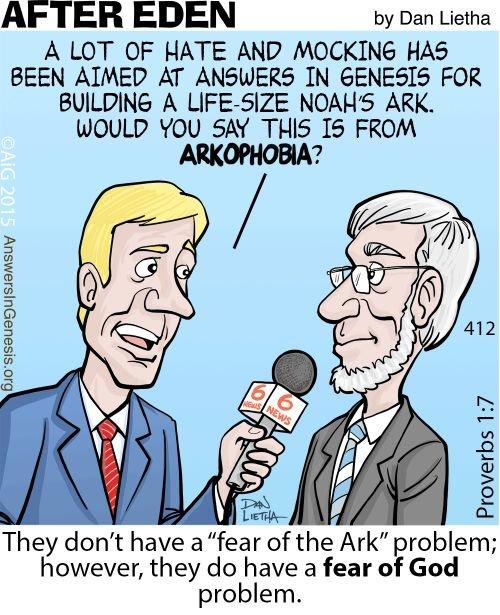After Eden 412: A Fear Problem