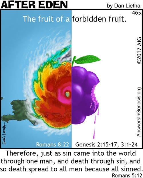 After Eden 465: Tragic Fruit