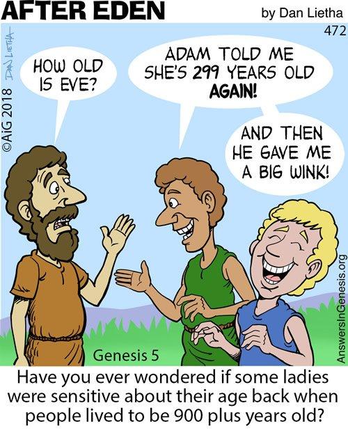 After Eden 472: Age Sensitivity