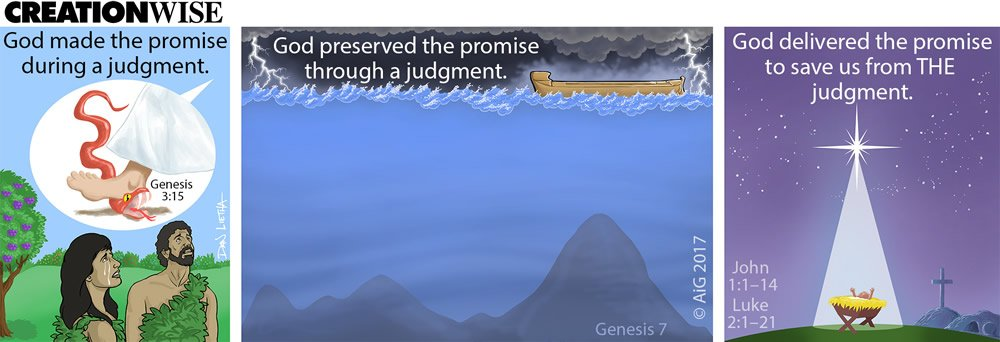 Creation Wise 2017: Promise Preserved