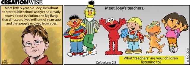 Joey's Teachers