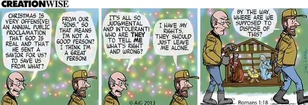 Offensive Christmas