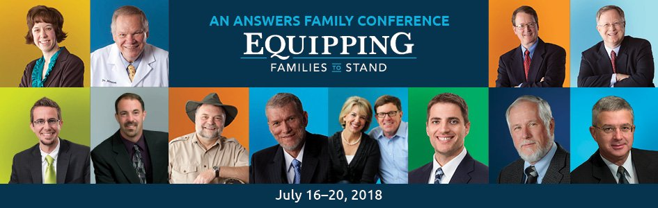 Equipping Families to Stand | July 16–20, 2018