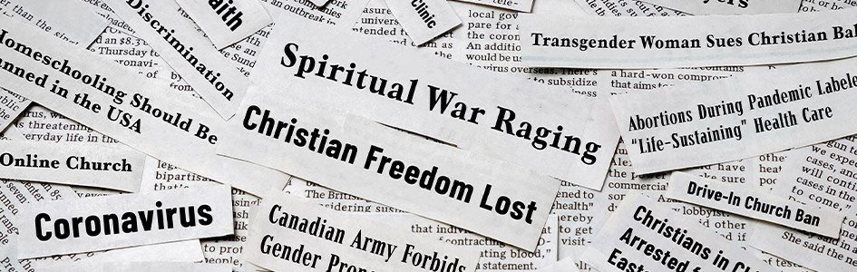 Struggling—and the Spiritual Battle Rages