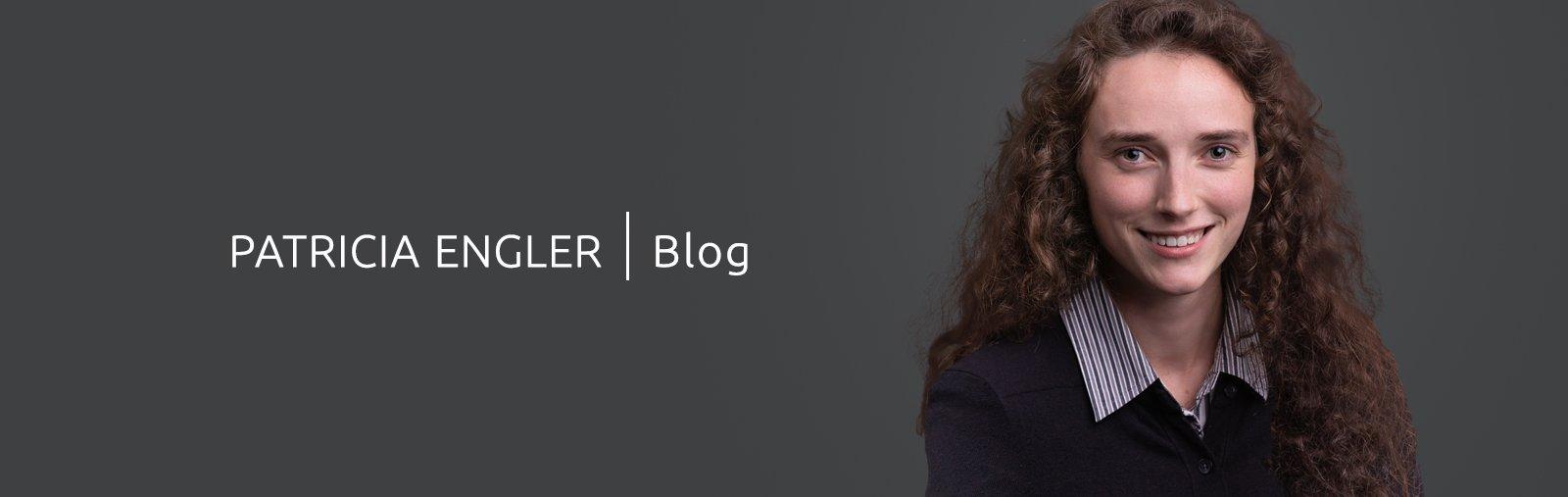 Patricia Engler's Blog