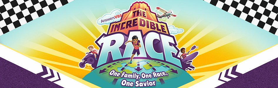 Answers VBS: The Incredible Race