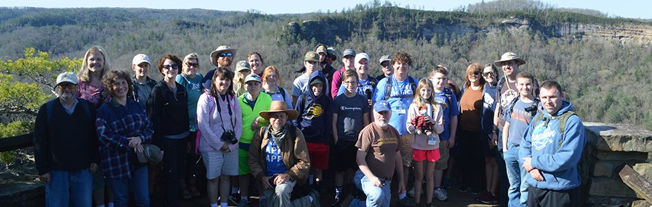 Red River Gorge Field Trip