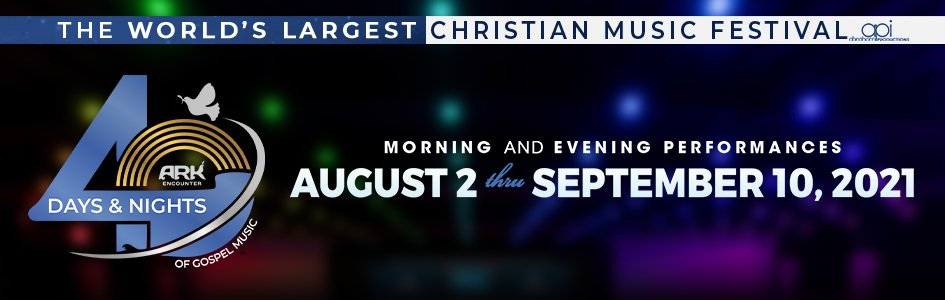 World's Largest Christian Music Festival Coming to the Ark Encounter!