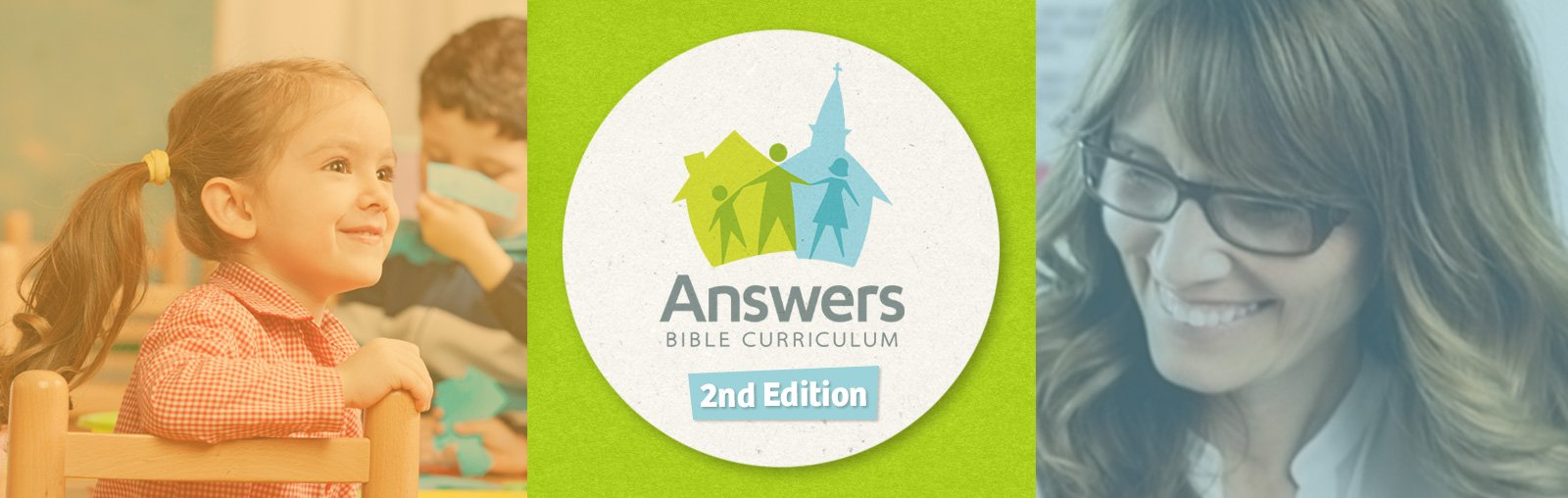 Answers Bible Curriculum 2nd Edition Now Available