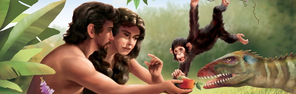 Was Adam With Eve When She Spoke to the Serpent?